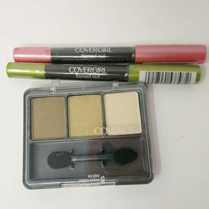 Covergirl FLAMED OUT Eye Shadow Bundle